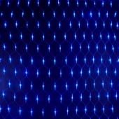 Net Shaped Blue Light For Party Decoration 2m*3m 200Leds
