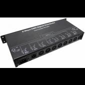 Leynew DMX128 Signal Distributor Output 8channels LED Controller