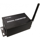 Leynew DMX2400 2.4G-DMX Signal Converter Receive LED Controller