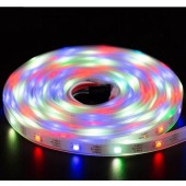 APA102 RGB LED Pixel Strip 30Leds/m 5V 5050 5M 150LEDs Addressable Light