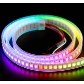 WS2813 LED Pixel Strip Dual-Signal 144Leds/m 5V 1M Addressable Light