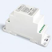 LTECH DIN-AMP-5A CV Power Repeater DIN Rail Dual-use DC5-24V Input