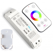 LTECH M4/M8 Remote + M4-5A CV Receiver DC5V-DC24V RGBW Controller