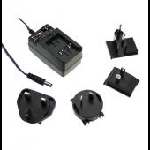 GE18 18W Mean Well Interchangeable Industrial Adaptor Power Supply