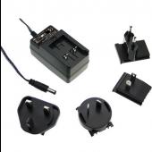 GE30 30W Mean Well Interchangeable Industrial Adaptor Power Supply