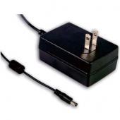 GSM36U 36W Mean Well High Reliability Medical Adaptor Power Supply