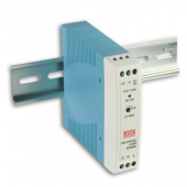MDR-20 20W Mean Well Single Output Industrial DIN Rail Power Supply