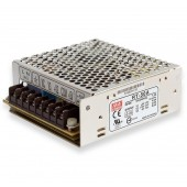Mean Well RT-50 50W Triple Output Enclosed Switching Power Supply