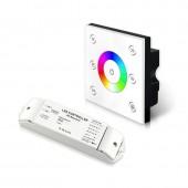 Bincolor Led P4X+R4-CC-2.4G Wireless CC RGBW Panel DMX512 4CH 12V-48V Controller