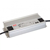 Mean Well 480W HVG-480 Series Constant Voltage + Constant Current LED Driver