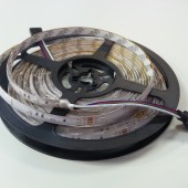 SMD 3528 RGB LED Strip Light Waterproof 5M 300 LEDs 12V