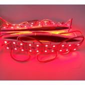 SMD 5050 Waterproof Red LED Quad Module Light DC12V