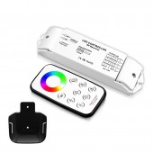 Bincolor T4-R4 Wireless Remote Dimmer Receiver Set 12v-24v Led Controller