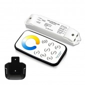 Bincolor T5-R3 Mini Wireless Remote NW WW Dimmer Receiver Set Led Controller