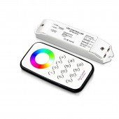 Bincolor BC-T8+R3M Multi Zone Control Wireless Remote Receiver Set Led Controller