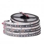 30leds/m 12v WS2811 Pixel Strip Light 5050 RGB Addressable 5M 16.4ft 150LED