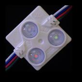 SMD 3030 RGB LED Module Injection 3LED Light Backlighting Aluminum PCB 20pcs