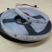 WS2811 RGB Addressable LED Strip Light 5 Meters 150 LEDs 12V