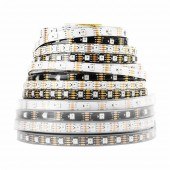 WS2815 DC 12V RGB LED Pixels Strip Individually Addressable Dual-Signal Light